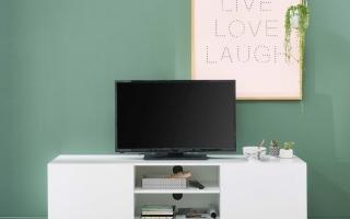 Kệ tivi cho phòng khách nhỏ