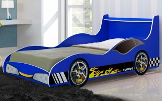 giường ngủ xe hơi cho bé U20
