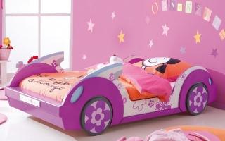 giường ngủ xe hơi cho bé U6
