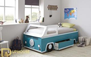 giường ngủ xe hơi cho bé U29
