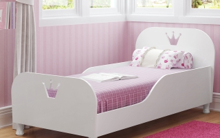 mẫu giường ngủ gỗ đẹp cho bé U20