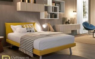 mẫu giường ngủ gỗ đẹp cho bé U40