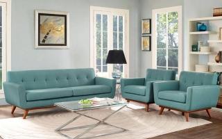 Mẫu ghế sofa phòng khách đẹp U13