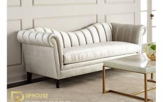 Mẫu ghế sofa phòng khách đẹp U20