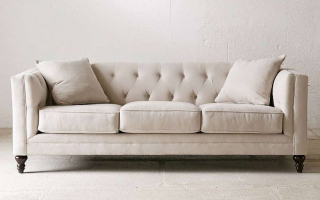 Mẫu ghế sofa phòng khách đẹp U23a