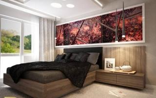 Mẫu giường ngủ gỗ đẹp U11