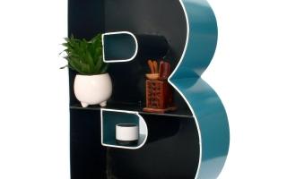Mẫu tủ kệ gỗ trang trí đẹp U73