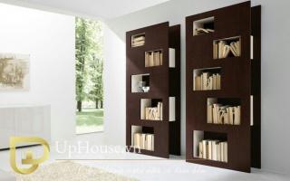 Mẫu tủ kệ gỗ trang trí đẹp U14
