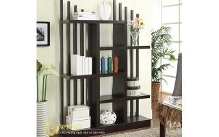 Mẫu tủ kệ gỗ trang trí đẹp U50