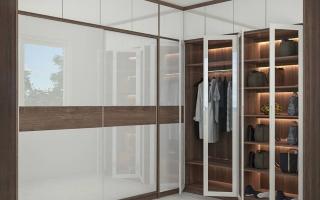 Mẫu tủ quần áo gỗ đẹp U55a
