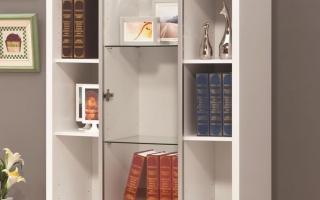 Tủ kệ giá sách gỗ đẹp U6