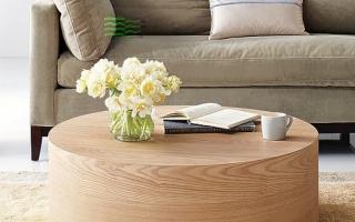 Mẫu bàn uống trà gỗ đẹp U35