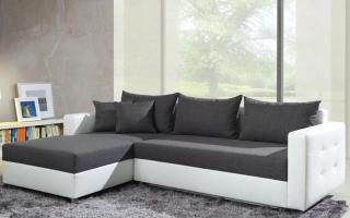 Mẫu ghế sofa phòng khách đẹp U1