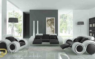 Mẫu ghế sofa phòng khách đẹp U2