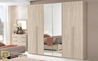 Mẫu tủ quần áo gỗ đẹp U30