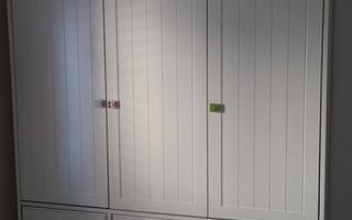 Mẫu tủ quần áo gỗ đẹp U58