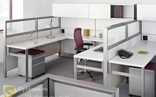 Mẫu bàn văn phòng đẹp U1