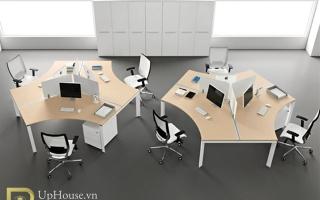 Mẫu bàn văn phòng đẹp U13