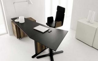 Mẫu bàn văn phòng đẹp U15