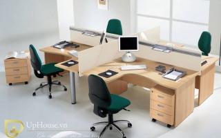 Mẫu bàn văn phòng đẹp U30