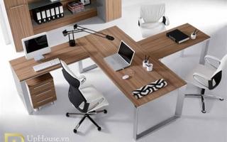Mẫu bàn văn phòng đẹp U35