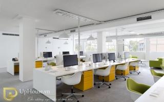 Mẫu bàn văn phòng đẹp U4