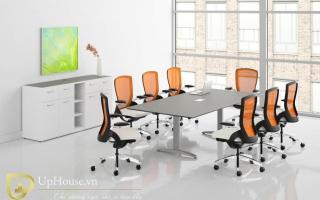 Mẫu bàn họp văn phòng đẹp U10