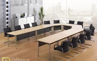 Mẫu bàn họp văn phòng đẹp U2