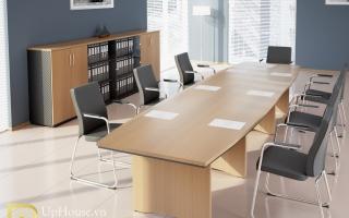 Mẫu bàn họp văn phòng đẹp U21