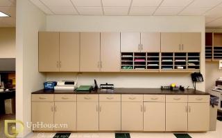 Mẫu tủ kệ hồ sơ văn phòng đẹp U11
