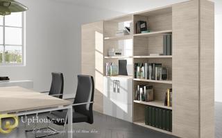 Mẫu tủ kệ hồ sơ văn phòng đẹp U24
