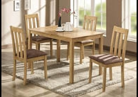 Bộ bàn ăn gỗ đẹp