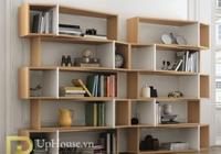 Tủ kệ sách gỗ