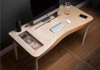 mẫu bàn làm việc thông minh