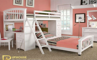 10 mẫu giường tầng hiện đại