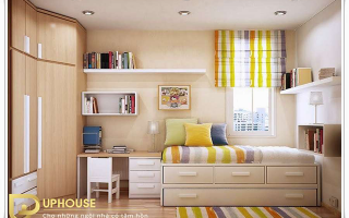 Nội thất thông minh cho phòng ngủ nhỏ (1)
