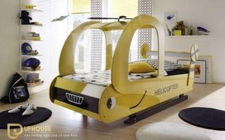 giường ngủ xe hơi cho bé U15