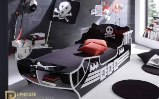 giường ngủ xe hơi cho bé U16