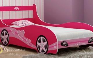 giường ngủ xe hơi cho bé U1