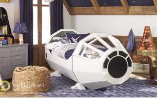 giường ngủ xe hơi cho bé U22