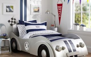 giường ngủ xe hơi cho bé U24