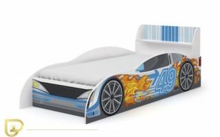 giường ngủ xe hơi cho bé U4