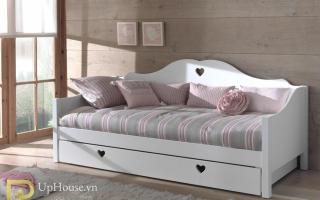 mẫu giường ngủ gỗ đẹp cho bé U24