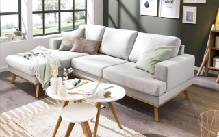 Mẫu ghế sofa phòng khách đẹp U18