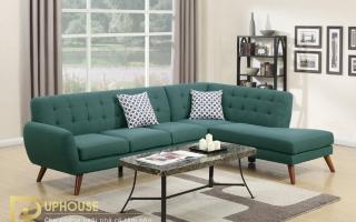 Mẫu ghế sofa phòng khách đẹp U15