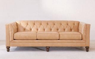 Mẫu ghế sofa phòng khách đẹp U21
