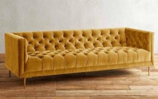Mẫu ghế sofa phòng khách đẹp U25a