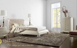 Mẫu giường ngủ gỗ đẹp U2