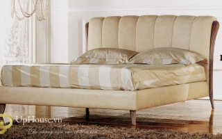 Mẫu giường ngủ gỗ đẹp U41