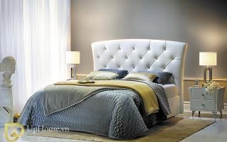 Mẫu giường ngủ gỗ đẹp U62